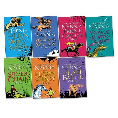The Chronicles of Narnia by C S Lewis Book Review